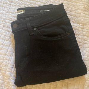 WRANGLER High Waist Skinny Jeans Size 25